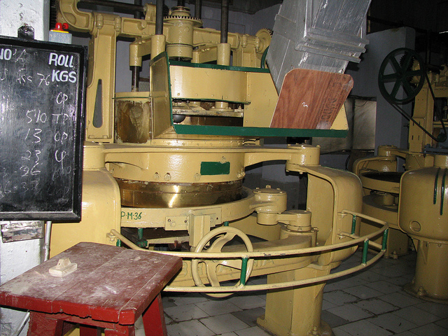 Mechanical Tea Rolling Machine
