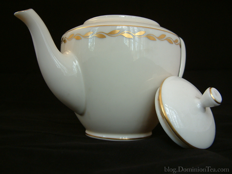 American Tea drinkers love beautiful European inspired teapots.