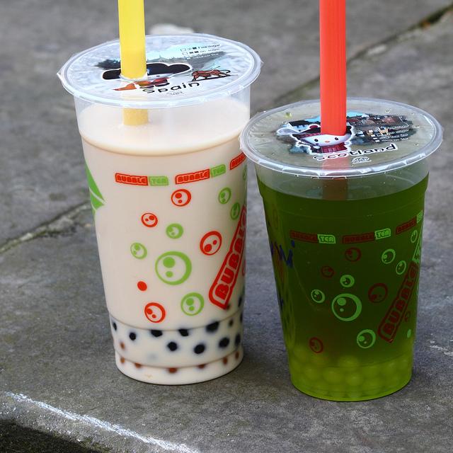 Bubble Tea Varieties