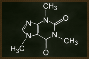 Caffeine Chemical Makeup - Decaffeination Doesn't Remove It All!