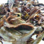 Close up of Fanciest Formosa Oolong