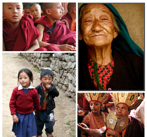 Nepal Tea comes from a country with many different people and traditions.