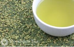 Matcha Infused Genmaicha Brown Rice Tea