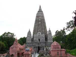 Bodh Gaya - Pilgrimage site for followers of buddhism.