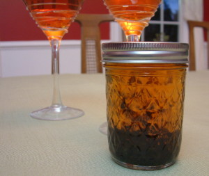 Loose Leaf Earl Grey Tea Infused Vodka
