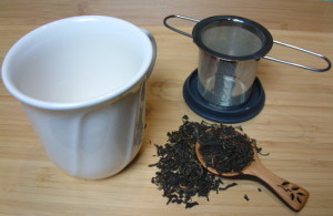 How to brew loose leaf tea - use a modern infuser