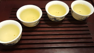Small Chinese Tea Ceremony Cups