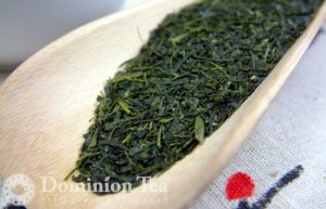 Shincha -- a first flush sencha.