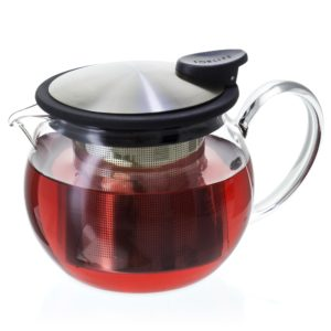 Teapot with Removable Strainer