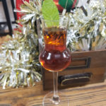 Chocolate Mint Brandy Cocktail